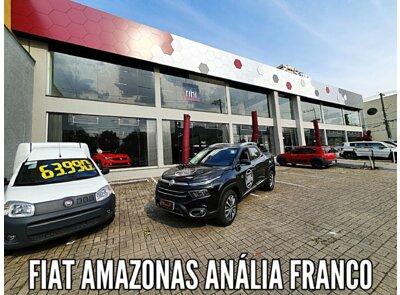 Fiat Amazonas Anália Franco 0km