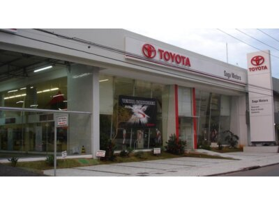 Saga Toyota Goiânia