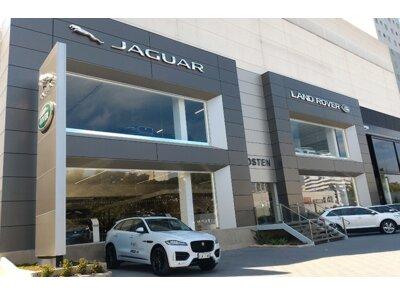 Osten Jaguar Land Rover