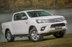 Picapes mais vendidas julho: Toyota Hilux volta à liderança
