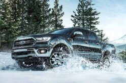 Ford Ranger volta a ser vendida nos EUA com motor de Mustang