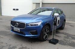 Volvo XC60 T8: ecológico sem concessão |Primeiras Impressões