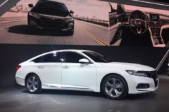 Honda lança novo Accord com 252 cv e 10 marchas