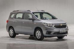 Chevrolet Spin estreia nova versão PCD no Brasil
