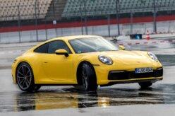 Como funciona na prática o Wet Mode do novo Porsche 911?
