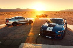 Ford mais potente do mundo, Mustang Shelby GT500 nasce velho