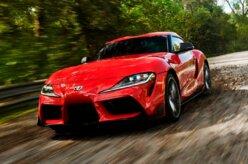 Toyota Supra está de volta com alma de BMW