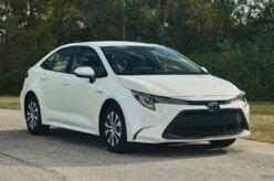 Toyota Corolla Hybrid 2020 será mais econômico que o Prius