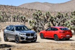 BMW X3 e X4 ganham versão M com até 510 cv