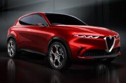 Com plataforma de Renegade, Alfa Romeo revela SUV compacto