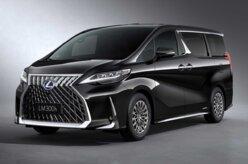Lexus LM: Van da Toyota faz inveja à sala de estar de rico