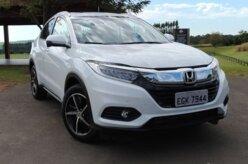 Honda inicia vendas do HR-V Touring de R$ 140 mil