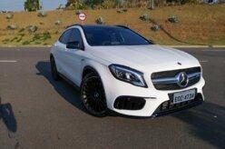 Mercedes-Benz GLA 45 AMG: um sonoro palavrão | Avaliação