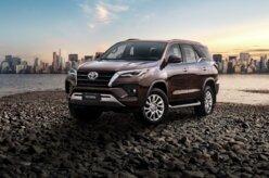 Toyota lança SW4 a partir de R$ 202.390 na versão Flex