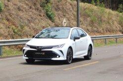 Toyota apresenta o primeiro Corolla GR-S produzido no Brasil