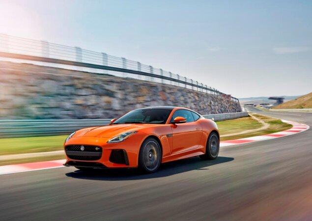 Uma Das Novidades Da Jaguar Apresentadas No Salão Do Automóvel De São  Paulo, Em Novembro, O F Type SVR Teve Seu Preço Divulgado Para O Mercado  Brasileiro: ...