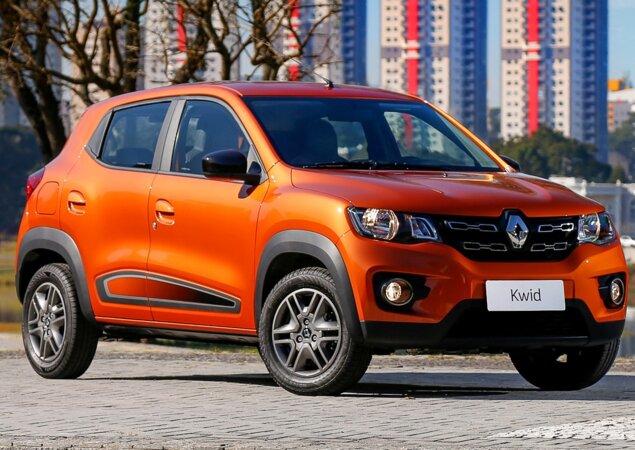 Vice-líder em vendas no mês de setembro, o Renault Kwid já é a novidade  mais vendida em 2017 com apenas dois meses de mercado. 494713fe7f