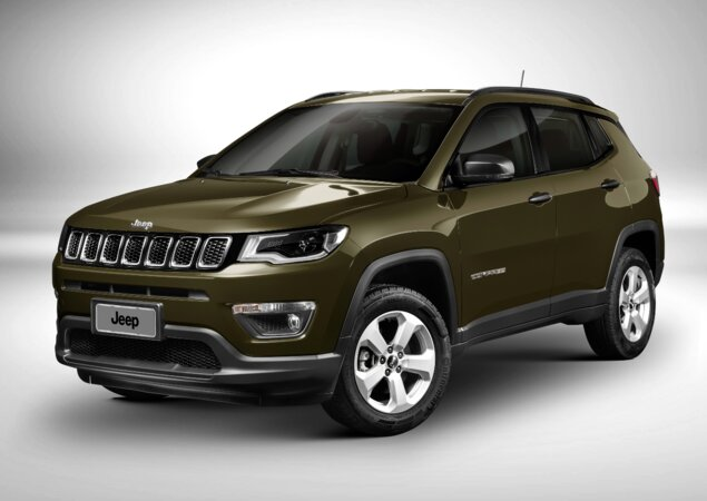 Jeep Compass Sobe De Preco Pela Segunda Vez No Ano Noticias Icarros