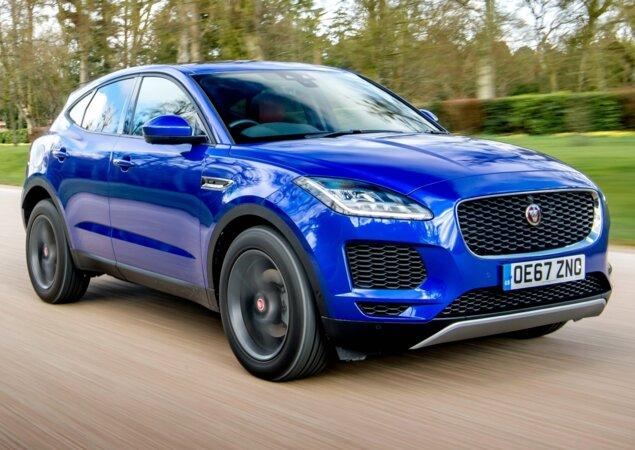 Com O Sucesso Global De F Pace E E Pace (foto), A Jaguar Pode Estar  Planejando Entrar Em Mais Divisões Do Segmento De SUVs. Os Nomes C Pace E  J Pace Foram ...