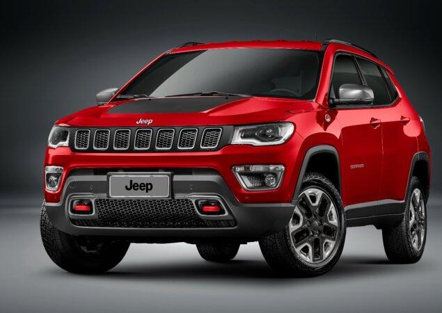 Jeep Compass Perde Versoes E Fica Ate R 2 000 Mais Caro