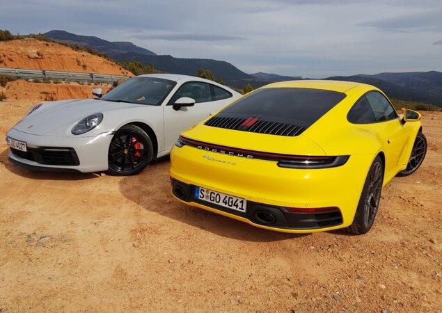 52d42032e5be9 Nova geração do Porsche 911 chegará ao Brasil em maio. Totalmente renovado