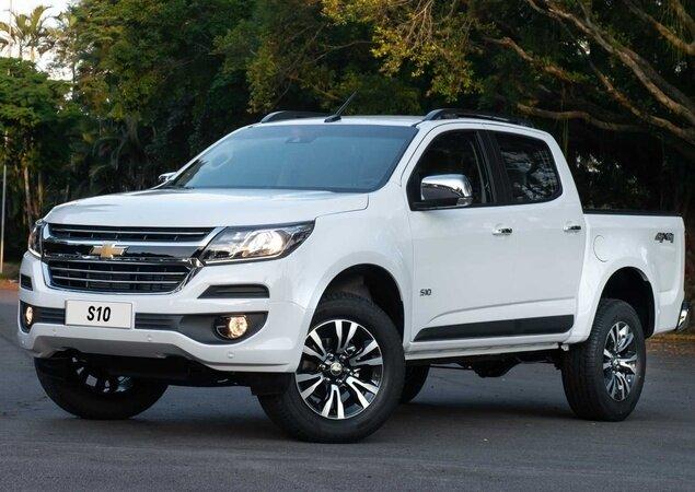 Chevrolet confirma caminhonete elétrica: será a S10 ...