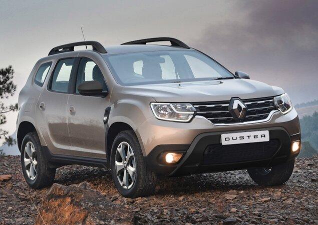 Nova Geração Do Renault Duster Em 2020 Talvez Sem Turbo