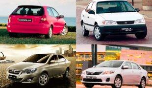 Toyota Corolla: dez versões que não tivemos no Brasil