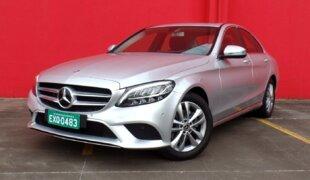 Mercedes-Benz C200 EQ Boost: híbrido só que não | Avaliação