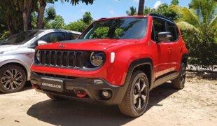 Jeep Renegade revive os dias de glória seguido do Compass