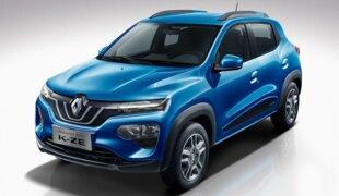 Renault mostra Kwid elétrico na China com autonomia de 250km