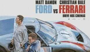Mais uma rivalidade das pistas vira filme: Ford vs Ferrari
