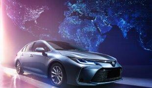 Toyota Corolla é o carro mais vendido no mundo em 2019
