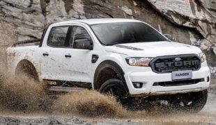 Ford Ranger assume liderança deixando Hilux e S10 para trás