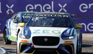 Jaguar eTROPHY tem domínio brasileiro na metade da temporada