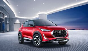 Menor que o Kicks, SUV Nissan Magnite é mostrado na Ásia