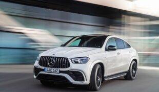 Mercedes lança no Brasil segunda geração do AMG GLE Coupé
