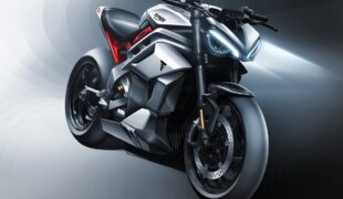Triumph e Williams em parceria por moto elétrica